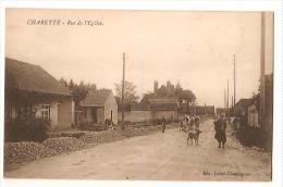Charette - Rue De L'eglise - France