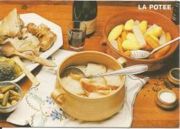 Z314 - POSTAL - LES RECETTES DE NOS GRANDS-MERES - LA POTEE - Recetas De Cocina