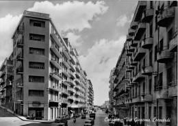 CATANIA  VIA  GIACOMO  LEOPARDI     2  SCAN    (VIAGGIATA) - Catania