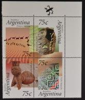 Argentinien Argentina 1995 Michel Nr. 2260-63 Ureinwohner Kulturerbe - Ungebraucht