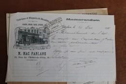 VERDUN                 -             M.  MAC  FARLANE                      1911 - Lebensmittel