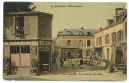 22 - VAL-ANDRE  - (2348) - Place Saint-Symphorien - CPA - Frankreich