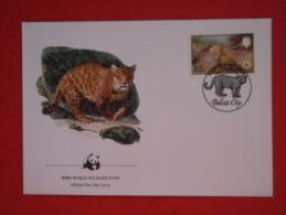 Belize FDC Serie World Animals Widelife Fund 1983 Nice Stamp - Belize