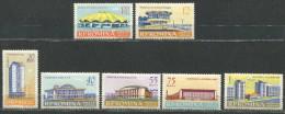 Modern Romanian Architecture, 1961 - Architecture