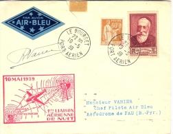 Lettre Air Bleu - Kommerzielle Luftfahrt