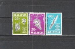 Malaysien Malaysia 1965 Sport Spiele SEAP-Games Ballspiele Fußball Football Leichtathlethik Kunstspringen, Mi. 27-9 ** - Malaysia (1964-...)