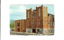 Ent Thomas Warren 1977  - Atlanta - Ebenezer Baptist Church  - Stamp  Year 1978  -2 Scans - Atlanta