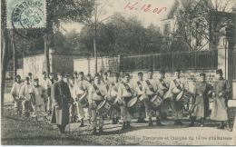 08 -Sedan -Tambours Et Clairons Du 147me D'infanterie. - Sedan