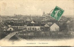 10  VILLEMAUR   VUE  GENERALE - France
