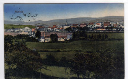 AK Hünfeld Bei Fulda, Schlüchtern, Herbstein, Gießen Vogelsbergkreis - Gelaufen 1922 !!! - Unclassified