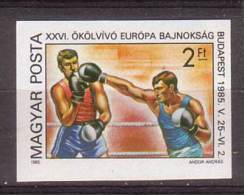 Ungarn , 1985 , Mi.Nr. 3750 B ** / MNH - Ungebraucht