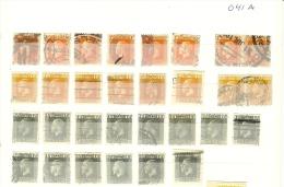 New Zealand               Partijtje  Zegels  /  Lot Of Stamps       O - Gebraucht