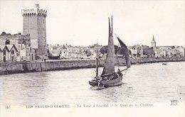 Cpa 85 Les Sables D'Olonne   La Tour D'Arundel Et Le Quai De La Chaume ND Phot N° 161 - Sables D'Olonne