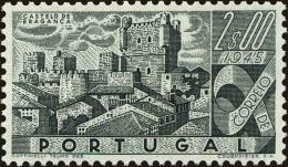 Portugal Scott #668, 1946, Hinged - 1910-... Republic