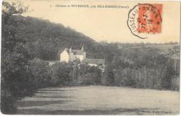 BELLEGARDE (environs) (23) Chateau De Fournoux - Bellegarde