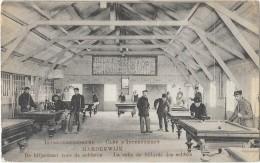 HARDERWIJK (Pays Bas) Camp De Prisonniers Guerre 1914-18 Salle De Billards Animation - Harderwijk