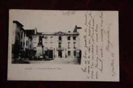 LUNEL - Place De L'Hotel De Ville - Lunel