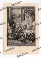 Vittoria Colonna - MICHELANGELO BUONARROTI - Arte Artistica - Spettacolo