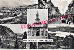 25 - PONTARLIER - SOUVENIR - Pontarlier
