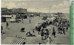 Rimini, Grand Hotel E Spiaggia 1934Verlag: ------------- POSTKARTEohne Frankatur,  Stempel, 26.6.34   Erhaltung: I-II, K - Rimini