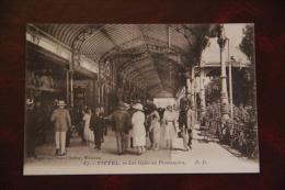 VITTEL - Les Galeries Promenoirs - Vittel Contrexeville