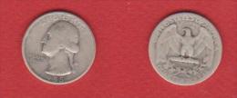Etats Unis  //  1/4 Dollar //  1935  //  TB - Emissioni Federali
