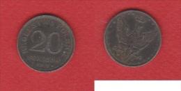 Pologne  //  20 Fenigow //  1917  //  TB+ - Pologne