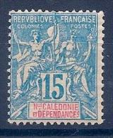 NOUVELLE CALEDONIE - 37  GROUPE NEUF MLH - Nouvelle-Calédonie