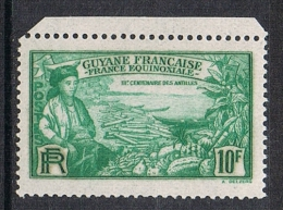 GUYANE N°142 N** - Guyane Française (1886-1949)
