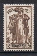 GUYANE N°146 N* - Guyane Française (1886-1949)