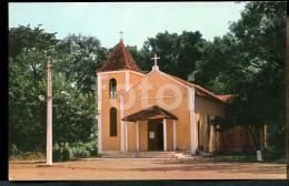 POSTCARD GUINE IGREJA DE NOVA LAMEGO BISSAU AFRIQUE AFRICA CARTE POSTALE - Guinea-Bissau