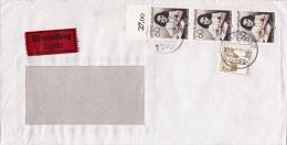 Eil-Brief 1980 Von Helgoland Nach Venedig/Italien (p028) - Covers & Documents