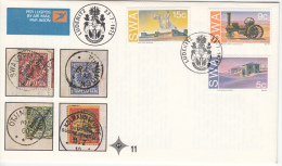 SWA FDC MICHEL 406/08 GEDENKSTÄTTEN - Africa Del Sud-Ovest (1923-1990)