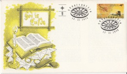 SWA FDC MICHEL 401 DORSLANDTRECKS - South West Africa (1923-1990)