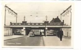 Eindhoven - Viaduct Met Auto 1954 - Eindhoven