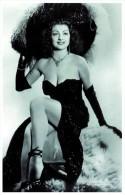 Sexy TEMPEST STORM Actress PIN UP Postcard - Publisher RWP 2003 (03) - Artiesten