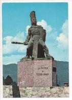 GUATEMALA  -  MONUMENTO DE TECUN UMAN, QUETZALTENANGO   1987 - Guatemala
