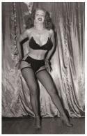 Sexy TEMPEST STORM Actress PIN UP Postcard - Publisher RWP 2003 (05) - Artistes