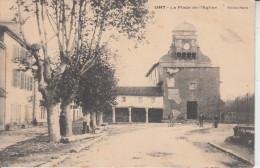 URT - La Place De L´église  PRIX FIXE - Autres Communes
