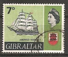 Gibraltar 1967 - Michel 195 Gest. - Gibraltar