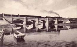 CHIARAVALLE   , Ancona  , Ponte  Sull'  Esino  , Ferrovia  , Treno - Ancona