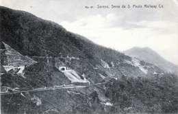 SANTOS (Brasilien) - Sierra Da S Paulo Railway Co, Um 1905 - Brasilien