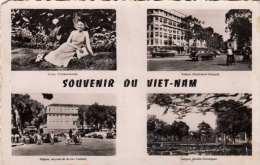SAIGON (Vietnam) - Fotokarte 1930 - Vietnam