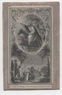 Image Pieuse Avec 2 Volets Qui S'ouvrent à L'intérieur - Images Religieuses