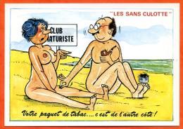 HUMOUR Naturisme Les Sans Culotte 3 Votre Paquet De Tabac TBE Lyna - Humour