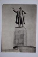 SVERDLOVSK. RUSSIA.  LENIN MONUMENT  1965 - Monuments