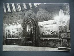 Poland: WIELICZKA - Fragment Kaplicy Kr. Kingi - 1960s Unused - Polen