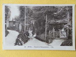 Dep 76 , Cpa  PUYS , 10 , Route De Bracquemont  (03V033) - France