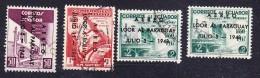 Ecuador 1943 Presidents Visit - Fine Used - Ecuador