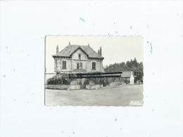 Photo - Saint St Leger Sous Beuvray   - La Poste - Autres Communes